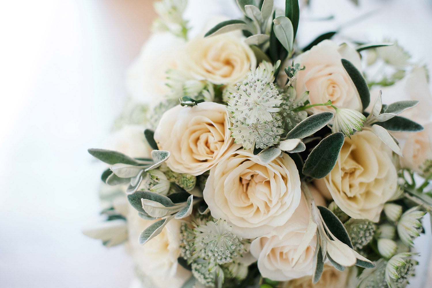 Contemporary Green Amp White Styled Shoot Featured On Bloved