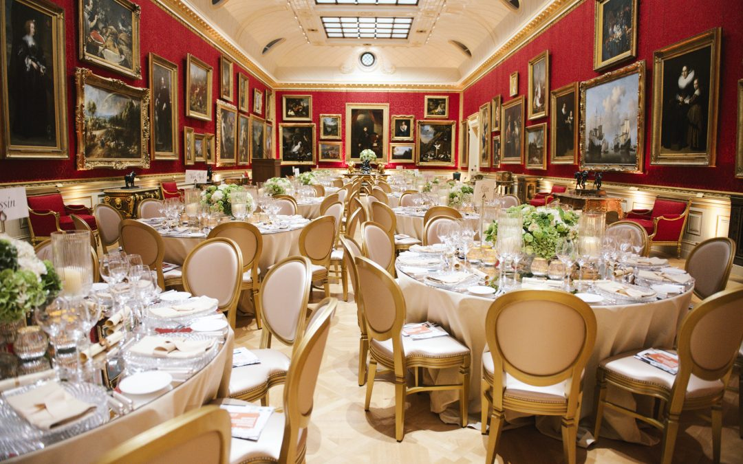 A Gala Dinner in support of The Legacy List at The Wallace Collection