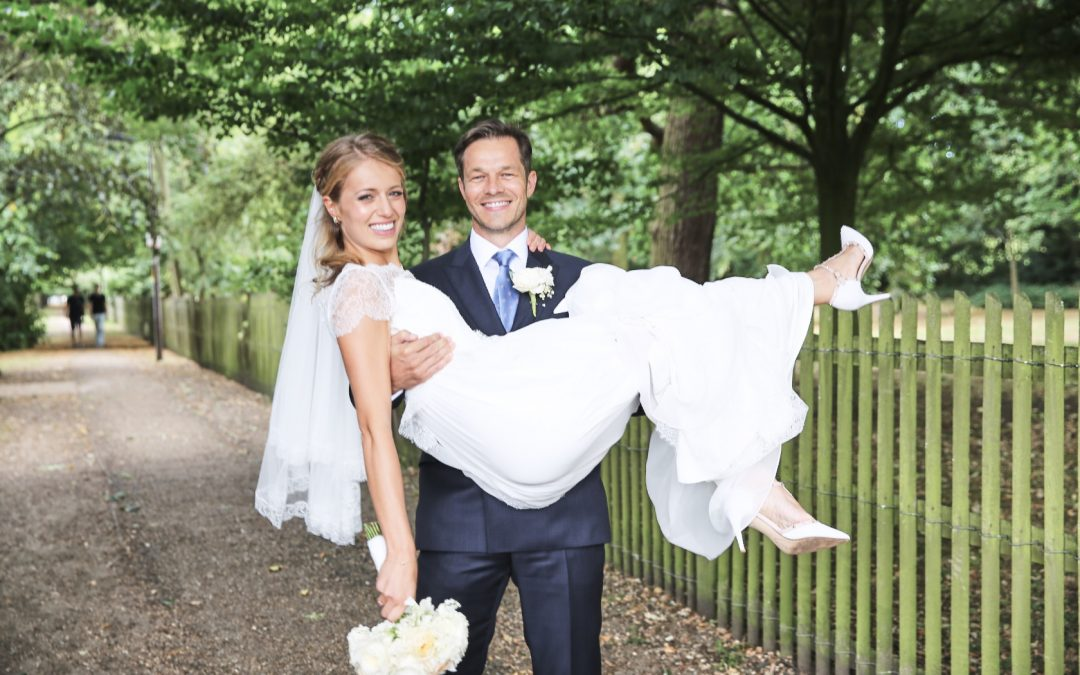 A Tuscan Inspired wedding in London- Featured in Hello Magazine